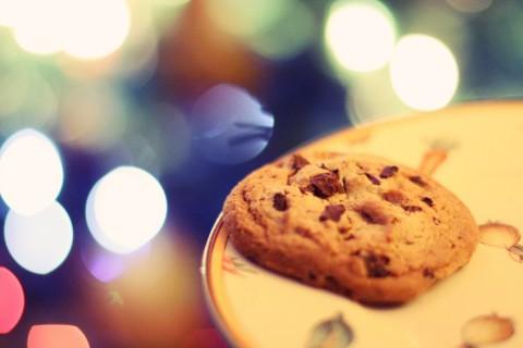 霓虹下的饼干