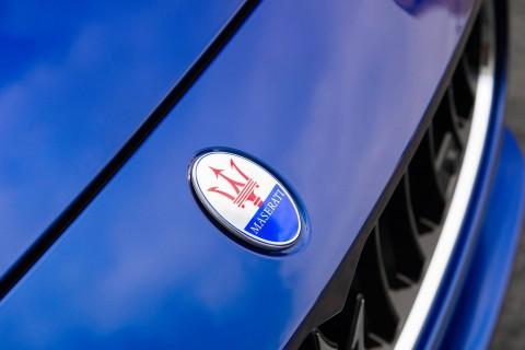 玛莎拉蒂汽车标志