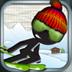 火柴人竞速滑雪