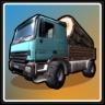 卡车交货3D