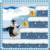 跳跃的企鹅