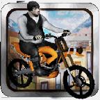 越野车摩托车