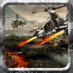 直升飞机大战坦克