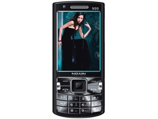 诺基亚N99图片