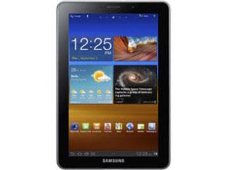 三星Galaxy Tab P6800图片
