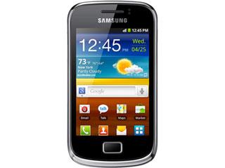 三星Galaxy Mini 2 S6500图片