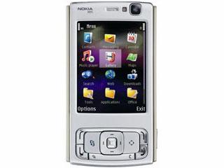 诺基亚N95图片