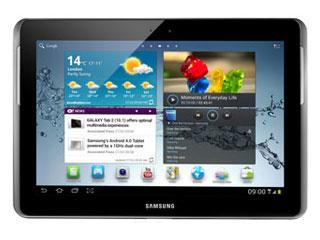 三星Galaxy Tab 2 P5100图片