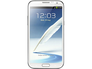 三星Galaxy Note II移动版 N7108图片