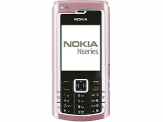 诺基亚N72图片