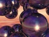 抽象球体图