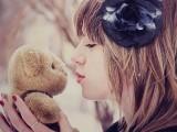 亲吻我的小熊
