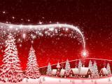 璀璨的圣诞夜