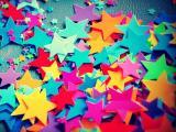 散落的星星