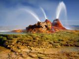 内华达州黑岩沙漠