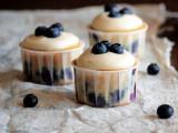 蓝莓奶油乳酪蛋糕