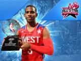 NBA全明星MVP保罗