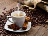 香浓热咖啡