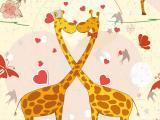 长颈鹿的爱情