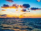米科诺斯岛大海