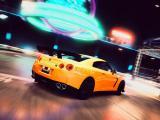 日产GTR跑车