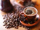 香浓美味的热咖啡
