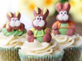 可爱兔子蛋糕