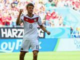 巴西世界杯德国穆勒