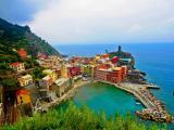 利古里亚五渔村风景