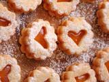美味爱心夹心饼干