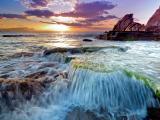 美丽的大海风景