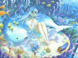 海底里的公主