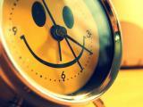 微笑的时钟