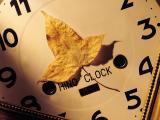 时光匆匆流逝
