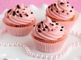 粉色奶油蛋糕