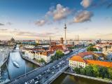 美丽的柏林电视塔