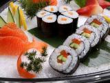 刺身寿司拼盘