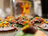 糖果巧克力蛋糕