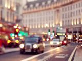 伦敦的街道