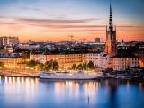 瑞典首都斯德哥尔摩