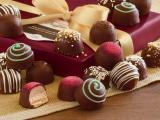 漂亮美味的巧克力