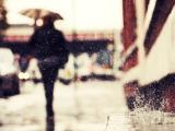 我独自走在冰冷的街头