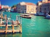 美丽的水上城市威尼斯