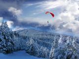 飞行运动滑翔