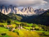 意大利小镇