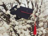 毕业学士帽