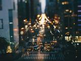 喧闹的城市