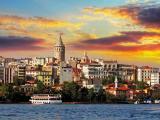 伊斯坦布尔加拉塔风景