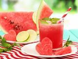 鲜榨西瓜汁