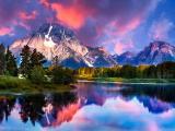 怀俄明州风景